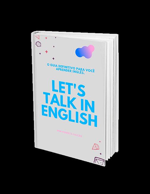 Ebook Let's talk in english